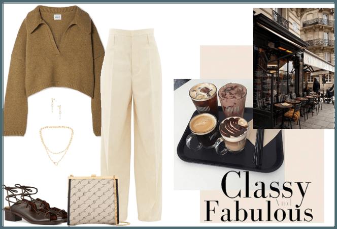 Classy Everyday Look