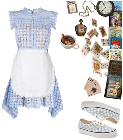 Alice in wonderland 🍄🌸🧪🍪