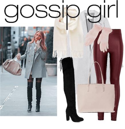 SERENA•GOSSIPGIRL