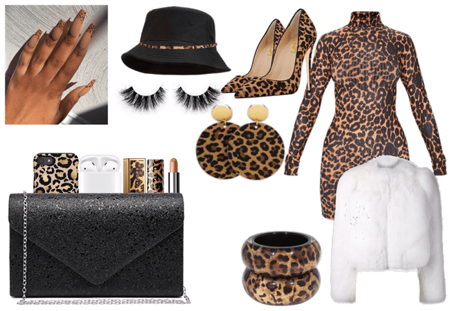 Leopard Baddie