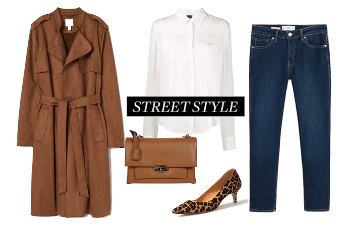 Casual Street Look for Fall