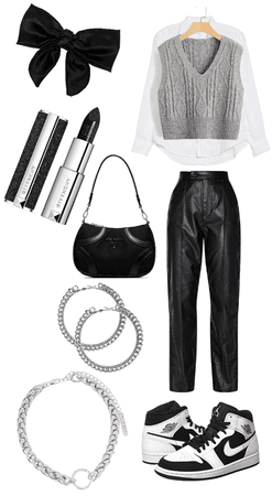 Black,White and grey!