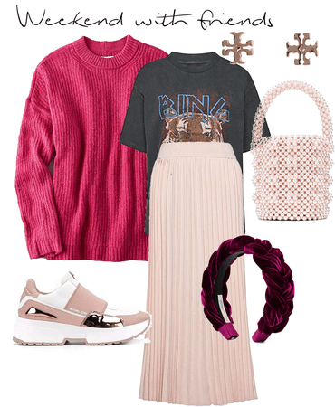 Easy, but stylish outfit for the weekend