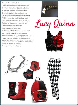 Harley Quinn' daughter