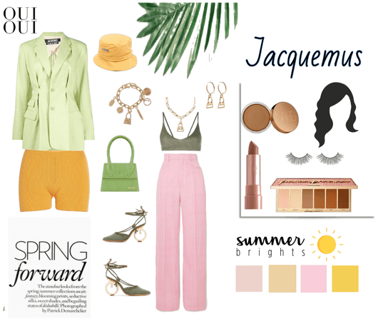 Jacquemus Spring Summer 21