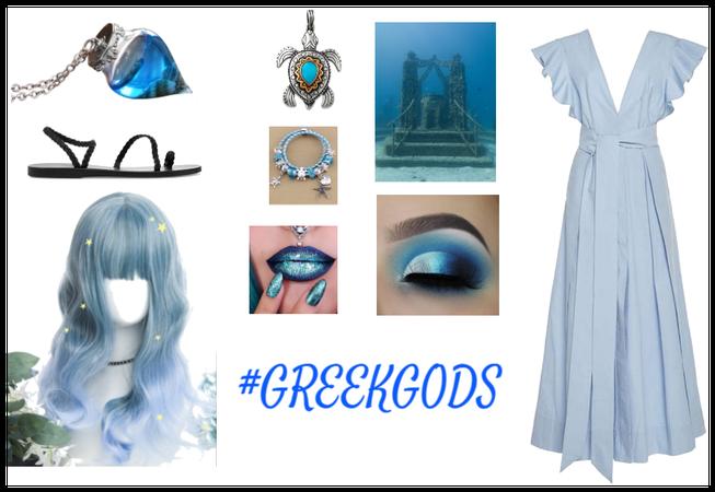 Poseidon #GREEKGODS