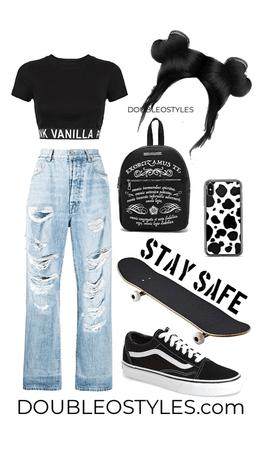 SkaterGirl Vibes