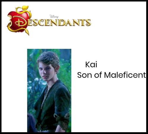 Kai (Descendants OC)