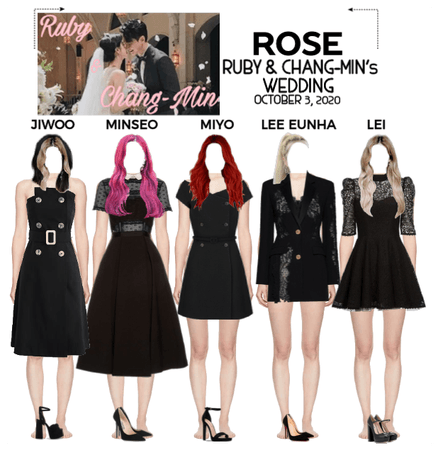 {RoSE} Ruby & Chang-Min's Wedding