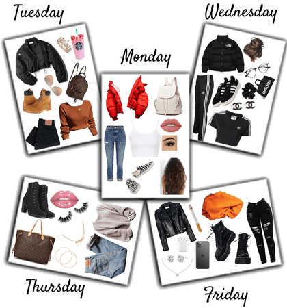 school week