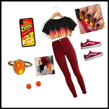 Cheeto clothes