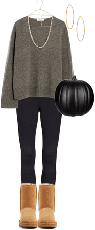 nice fall/Halloween outfit