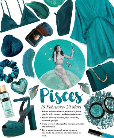 Zodiac Series: Pisces