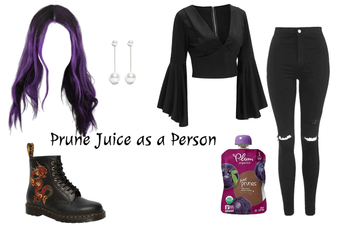 Prune Juice as a Person