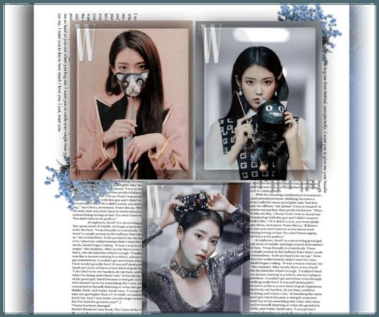Somi For Vogue Magazine