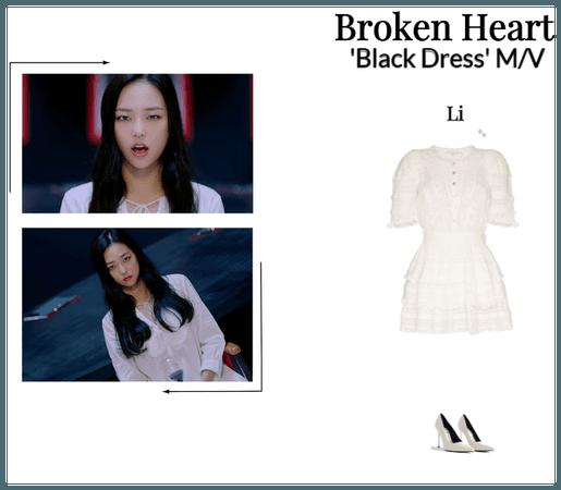 Broken Heart 'Black Dress' Li Solo Scene