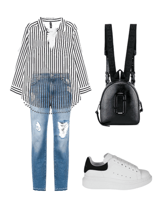 Jin outfit