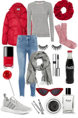 Red Stroll