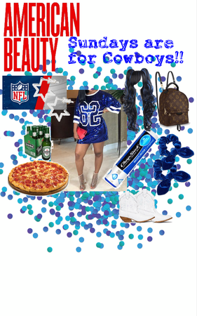 All-American NFL Beauty by Articulate Beauty