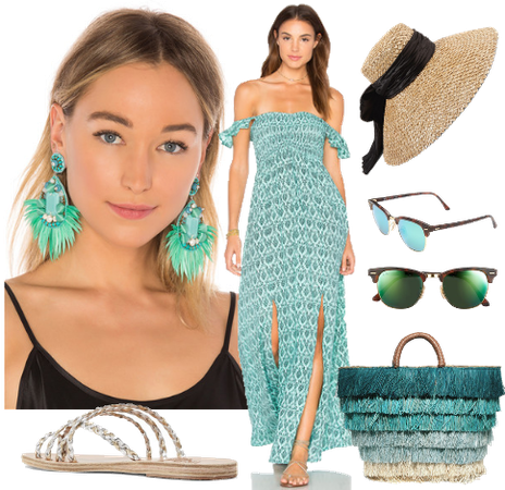 Vacation Getaway Outfit!