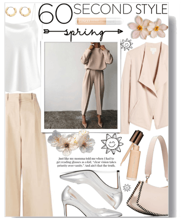 60 second spring style