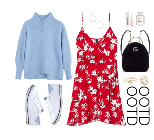 Laid-back Outfit