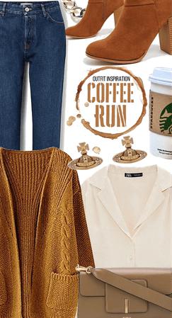 #outfitinspo #coffeerun