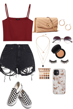 summer outfit!!☀️