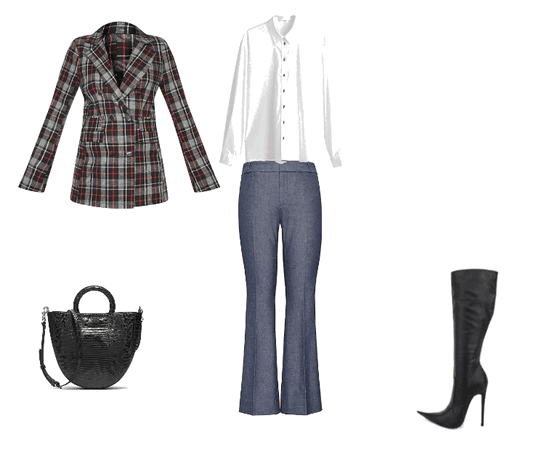 Boot cuts: for the office, too