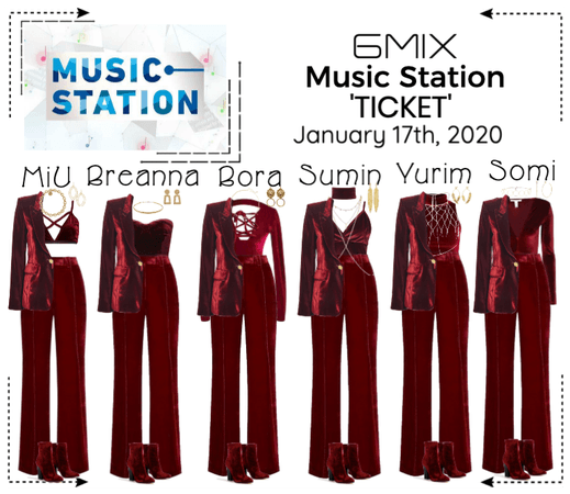 《6mix》Music Station