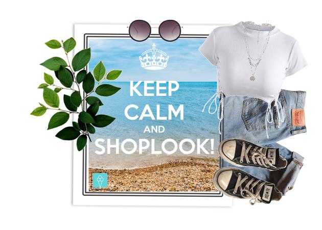 Keep Calm and ShopLook!