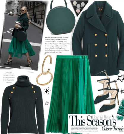This Season's Color Trends