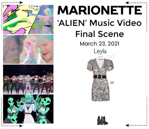 마리오네트 (MARIONETTE) - [LEYLA] 'ALIEN' Music Video