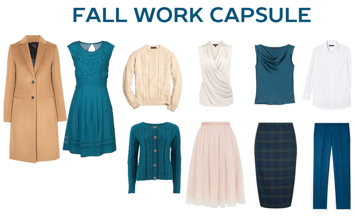 Fall Work Wardrobe