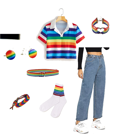 lgbtq pride outfit