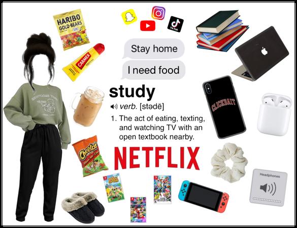 home- school style