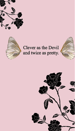 clever as the devil