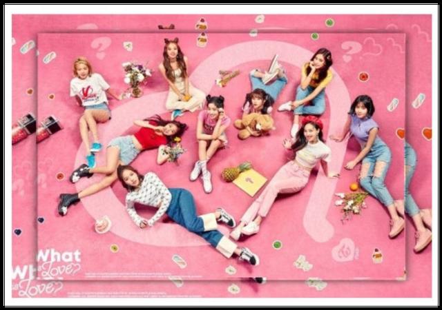 𝟱𝗥𝗢𝗦𝗘𝗦 5 장미 'WHAT IS LOVE? Group Teaser