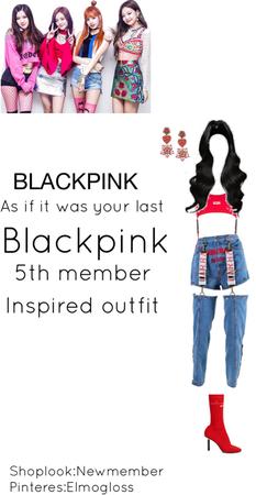 BLACKPINK 5th member
