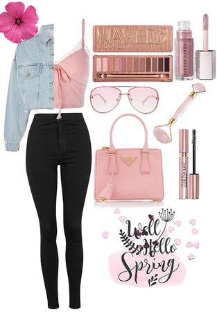 Pink Springtime