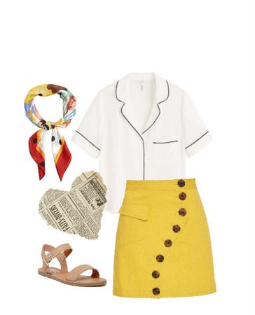stylish student