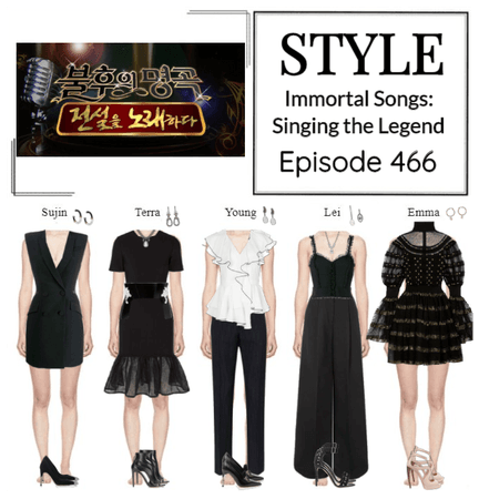 STYLE Immortal Songs: Singing the Legend