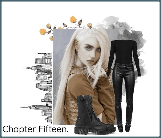 Tris Chapter Fifteen