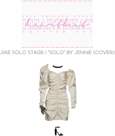 [HEARTBEAT] 2019 PRIVATE STAGE | JIAE SOLO STAGE