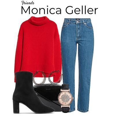 Friends Monica Geller