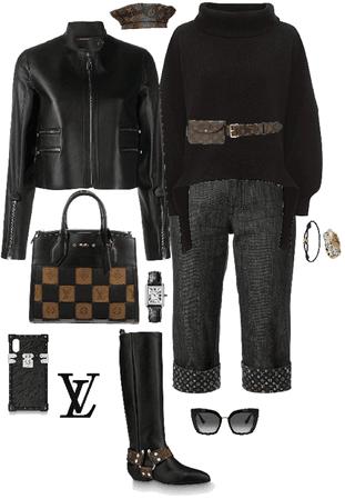 LV street style