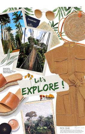Let's Explore : Ghana