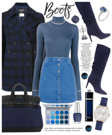 Autumn Fashion: Boots