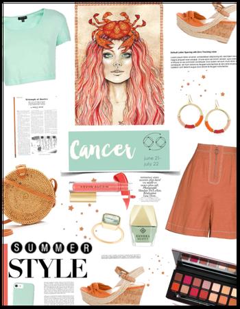Cancer/horoscope style