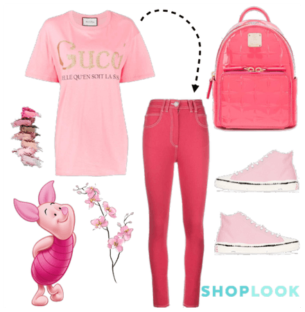 Piglet Outfit